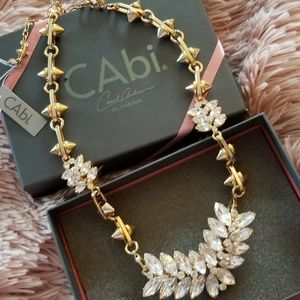 CABI Necklace/ Pin
